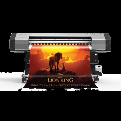 New Xenons 1.6m Eco Solvent Printer