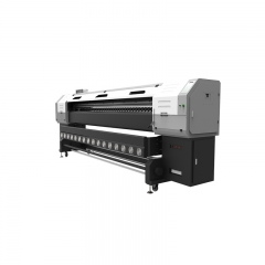 Xenons 3.2m 4 heads 3.2m eco solvent printer