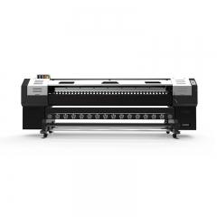 锐诺斯X4 3.2米宽幅写真机