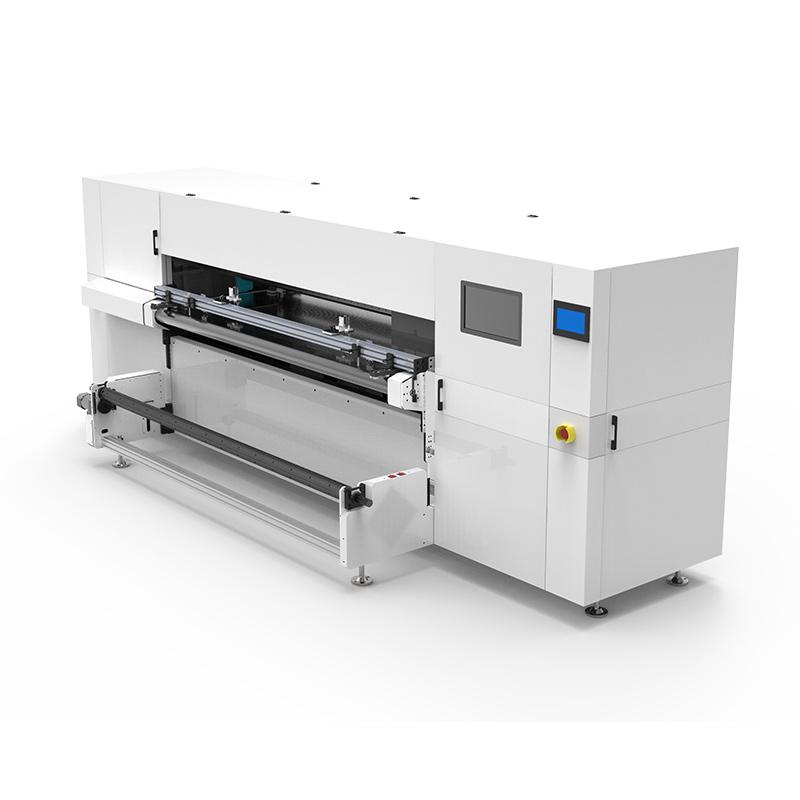 XJ2000 High Speed UV Roll Printer Smart UV Printer