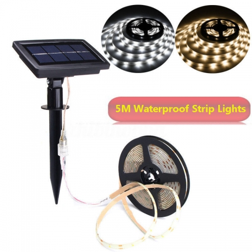 SMD 2835 5M IP65 Led Solar Strip Light