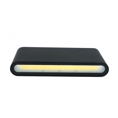 Nordic COB Led Wall Light 6W 12W LED Outdoor Waterproof Wall Lamp Light 85-265V