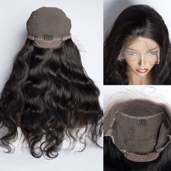 Body Wave Lace Front Wigs 180% Density 13X4 Brazilian Lace Front Human Hair Wigs