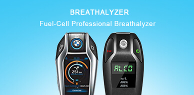 Fuel-Cell Breathalyzer