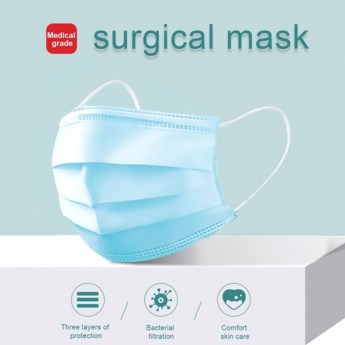 100pc Isolateviruses Medical Mouth Masks( Still in stock)