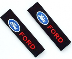 Ford Soft Cushion Seat Belt Shoulder Pads 1 Pair