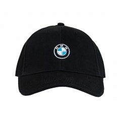 BMW Genuine New Racing Cap Sunscreen Sunshade Adjustable Baseball Cap Outdoor Sports Travel Duck Tongue