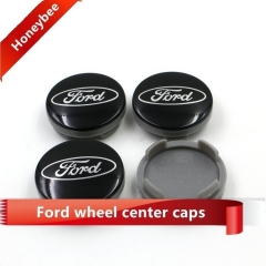 (4pcs) 54mm Ford Logo Car Wheel Center Cap Hub Cover for Ford New Foucs, Escort, KUGA, EcoSport, Fiesta, New MONDEO
