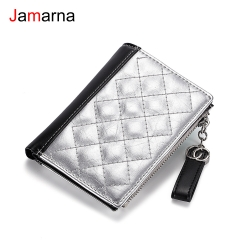 Jamarna Wallet Female Tassel Design Pu Leather Women Wallets With Zipper Coin Purse Women Credit Card Holder Small Wallet