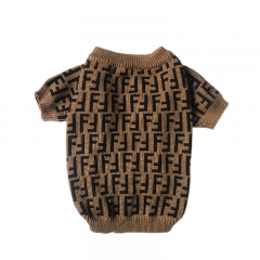 Pendi Coffee Dog Sweater
