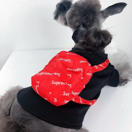 S'preme Bag Dog Hoodies