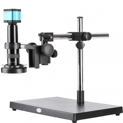 KOPPACE 32X-205X,14 Million Pixel,Full HD,1080P,60FPS,HDMI Industry Microscope,Mobile phone repair electron microscope