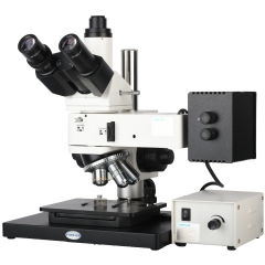 KOPPACE 50X-400X,trinocular metallographic microscope,Industrial microscope for observing metallographic structure and surface morphology