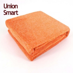 Melange Coral Fleece Blanket