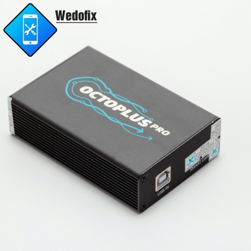 octoplus pro Box with 5 cables for Samsung LG and Medua JTAG Activated