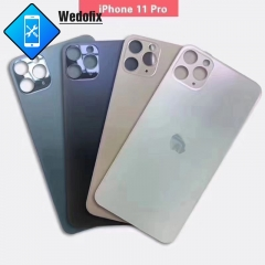 OEM iPhone 11 Pro Back Glass with Bigger Camera Hole