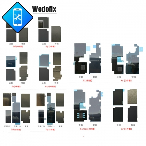 iPhone Logic Board Stickers Motherboard Stickers for iPhone 6 7 8 X Xs Xr Xsmax
