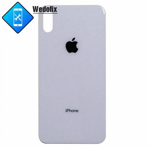 OEM iPhone Back Glass Cover with Bigger Hole for iPhone 8 8P