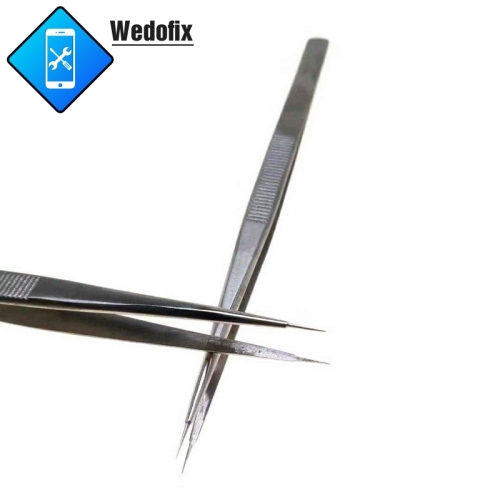 Wedofix High Precision Tweezers Pure Hand Made Tweezers for iPhone Micro Repair