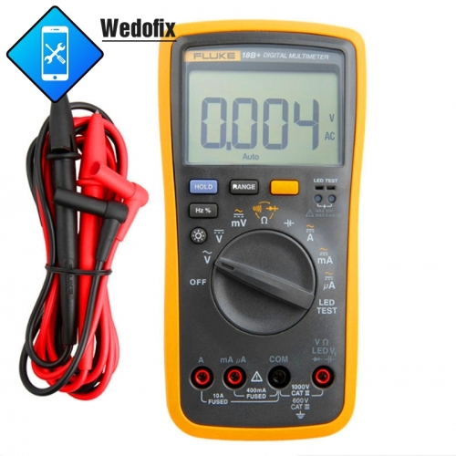 Fluke 18B+/in CATIII Digital Multimeter