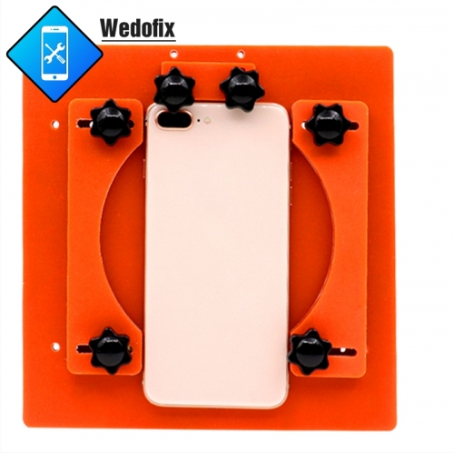 Wylie iPhone Rear Glass Repair Fixture Backcover Glass Jig Fixture for iPhone 8 8P X Xs Xsmax 11 11Promax