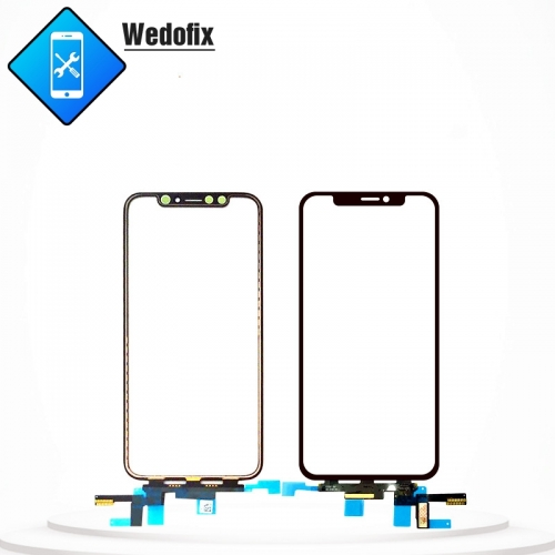 Original iPhone X Touch Screen Outer Glass With OCA