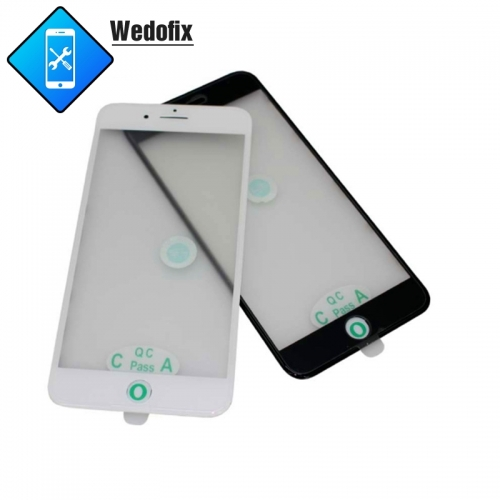 3 in 1 iPhone Front Glass with 250um OCA + Frame for iPhone 6 7 8