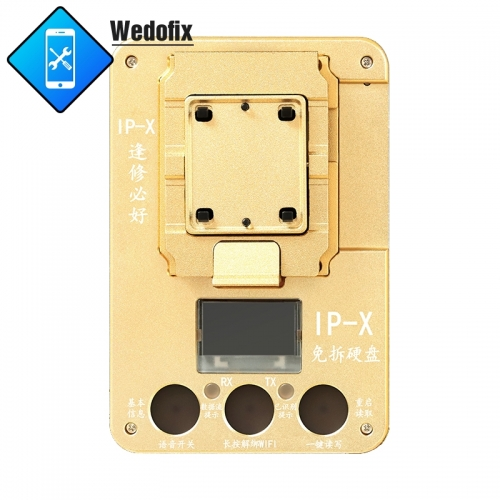 WL iPhone X Phone NAND Programmer Without Removing Chip Phone HDD Hard Disk Programmer for iPhone X