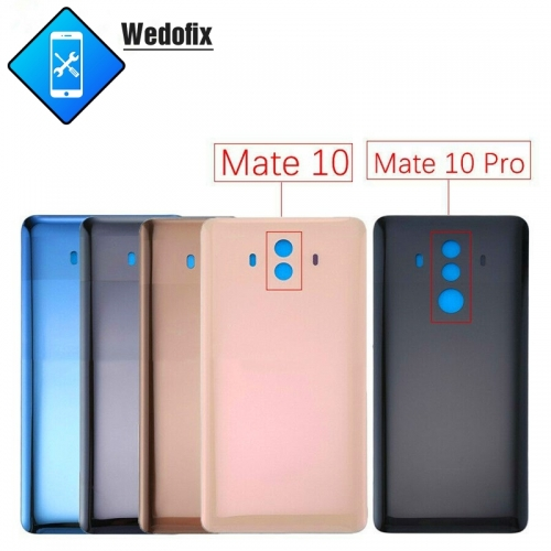 Huawei Mate 10 Back Cover Glass Battery Cover Glass