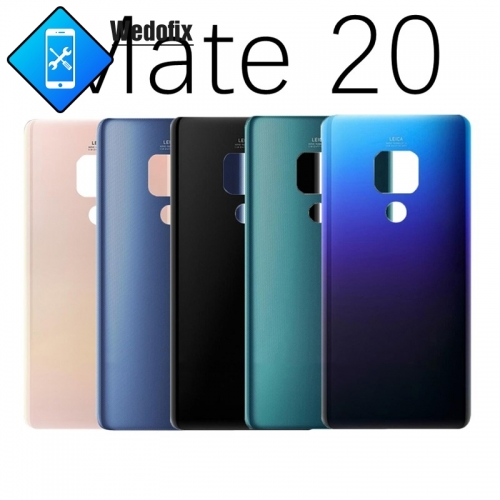 Huawei Mate 20 Back Cover Glass Battery Cover Glass