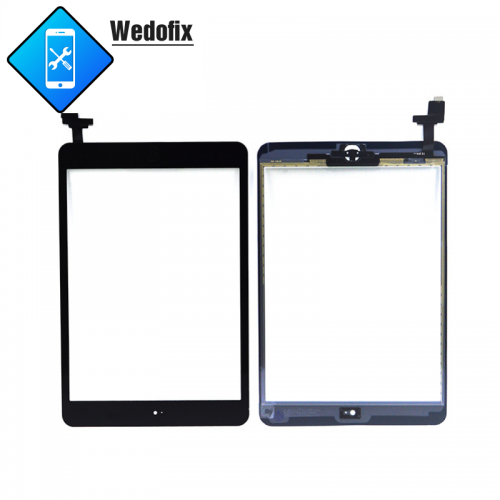 iPad Mini 1/2 A1432  A1455 Touch Screen with Flex Cable Touch IC