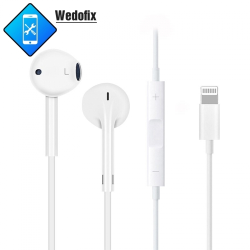 Original Earpods with Lightning Connector with Original Package Apple Logo