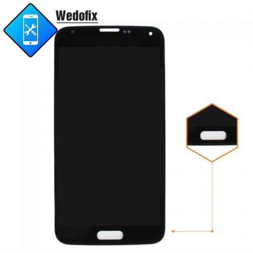 Samsung Galaxy S5 LCD Touch Screen Digitizer LCD Display Assembly Replacement