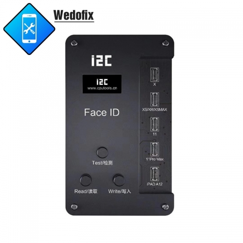 i2C Face ID V8 Test Tool Face ID Tester Face ID Read Write Tool with Face Dot Matrix Flex Cable