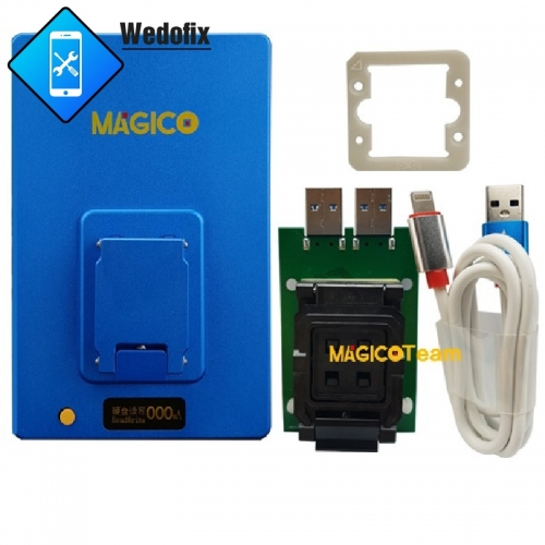 Magico Box Phone NAND Programmer Support for iPhone 4S 5 6 6SP 7 7P Replace IP Box
