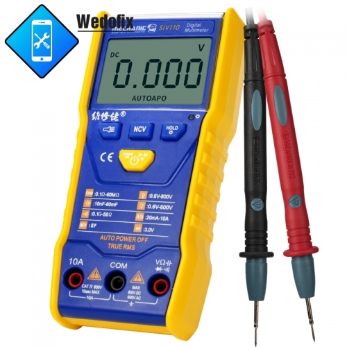 Mechanic High Precision Multimeter with Digital Display Overload Portection Multimeter