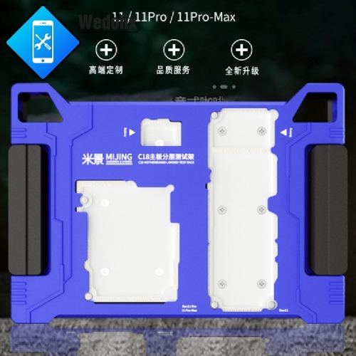 Mijing C18 Phone Logic Board Tester 3 in 1 Phone Motherboard Detect Tools for iPhone 11 11pro/max