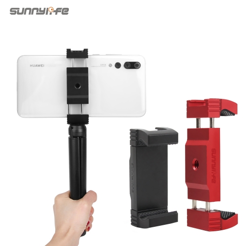 Sunnylife Universal Smartphone Clamp Clip Holder Bracket for DJI OSMO POCKET