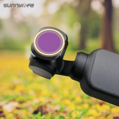 Sunnylife Adjustable CPL NDPL ND64-PL ND32-PL ND4 ND8 Lens Filter for DJI OSMO POCKET