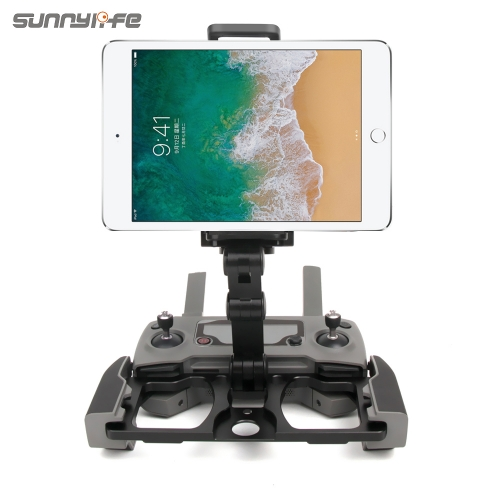 Sunnylife Remote Controller Phone Tablet Clip CrystalSky Monitor Holder for DJI MAVIC MINI 2 PRO/ ZOOM/ MAVIC PRO/ AIR/ SPARK Drone