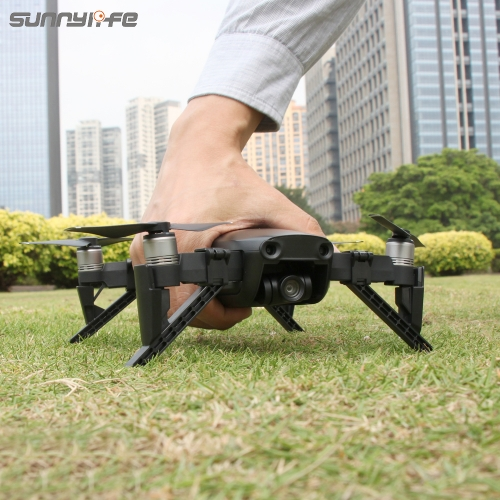 Sunnylife New Heightened Landing Gears Stabilizers Extensions for DJI MAVIC AIR Drone