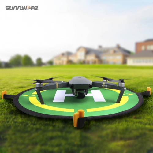 Sunnylife Foldable Landing Pad Helipad with Compass Directions for DJI MAVIC MINI/ PRO/ MAVIC AIR/ Phantom 3/4 PRO V2.0