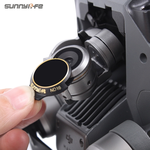 Sunnylife NEW Lens Filter MCUV CPL ND4 ND8 ND16 ND32 for DJI MAVIC PRO