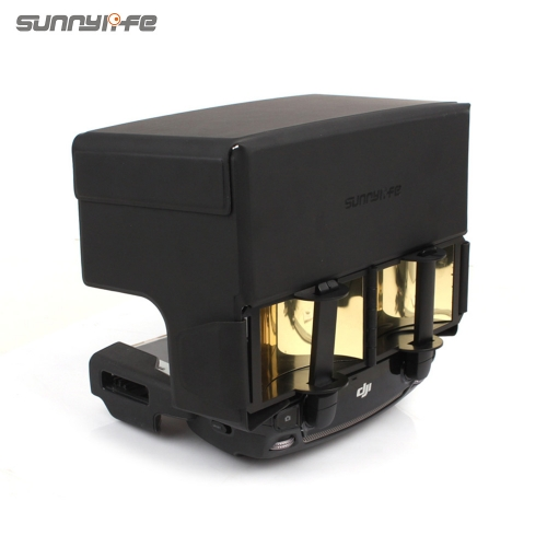 Sunnylife Antenna Range Extender Remote Controller Sunhood Sunshade Enhance Signal Simultaneous Usage for DJI MAVIC PRO