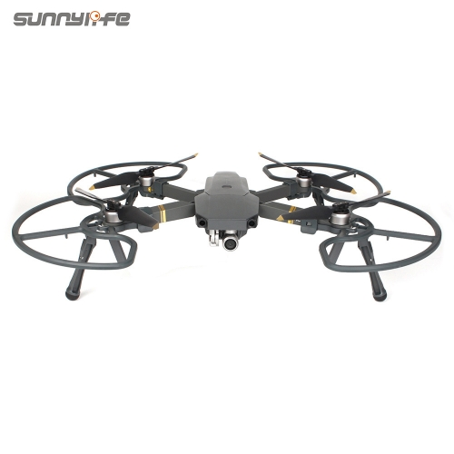 Sunnylife Integrated Landing Gears Stabilizers and Propeller Guards Prop Protectors for DJI MAVIC PRO