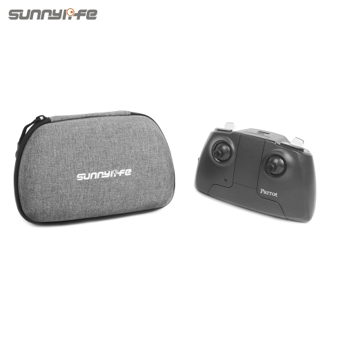 Sunnylife Remote Controller Storage Bag Handheld Pocket for Parrot Anafi