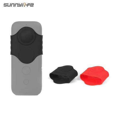 Sunnylife Silicone Case Lens Protector Cover for Insta360 One X Camera