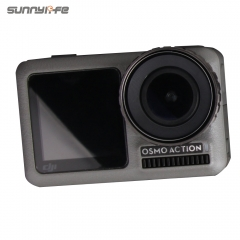 Sunnylife Protective Film Tempered Glass Film for DJI OSMO Action Lens and Screen