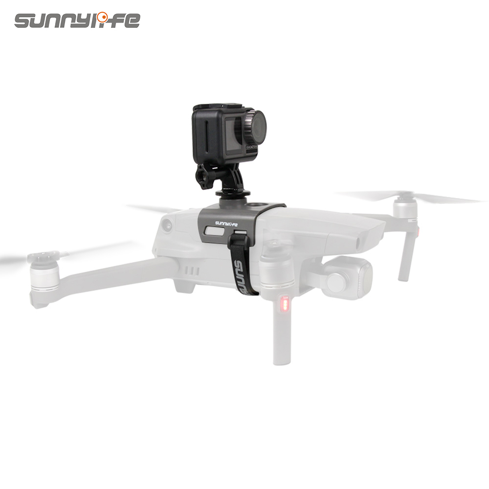 Sunnylife Expansion Kit Camera Fill Light Holder Mount for DJI MAVIC 2 Drone OSMO POCKET/ Action GOPRO Insta360