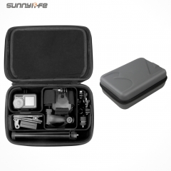 Sunnylife Storage Bag Carrying Case for DJI OSMO ACTION GoPro 8 MAX